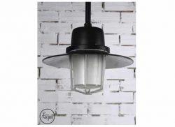 Lámpara industrial de techo