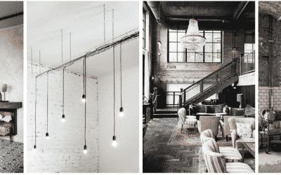 Ventajas del estilo industrial. Guía para entender el éxito y las posibilidades de decoración.