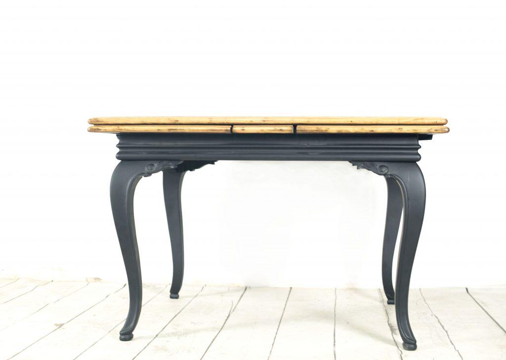 mesa castaño extensible